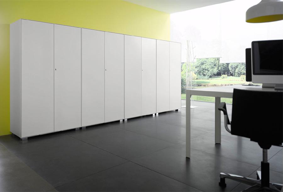 Armadi Per Ufficio Con Serratura : Boxoffice arredo e pareti per ufficio
