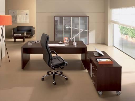 Boxoffice arredo e pareti per ufficio for Mobili ufficio wenge